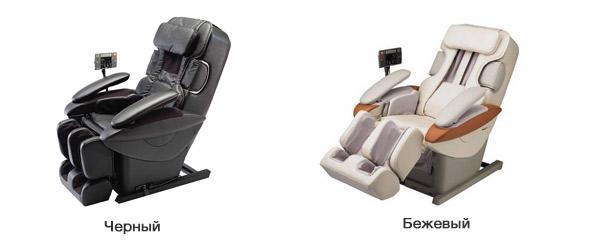 Цветовые решения для массажного кресла Panasonic EP-30002