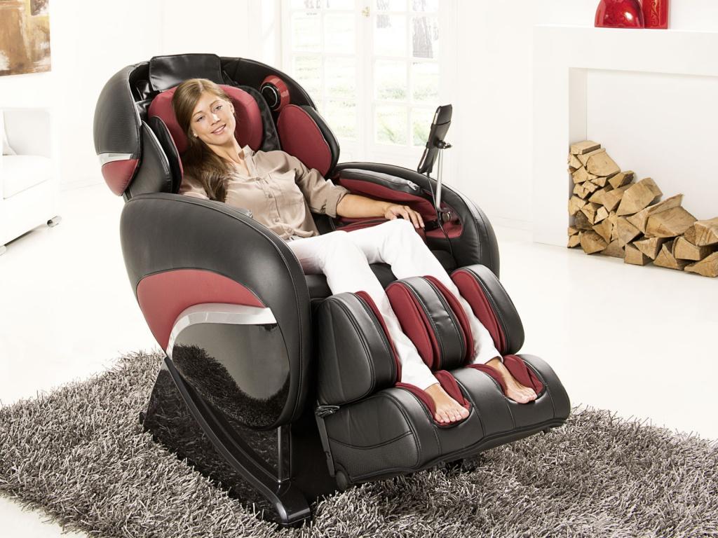 Массажное кресло Kennedy 4