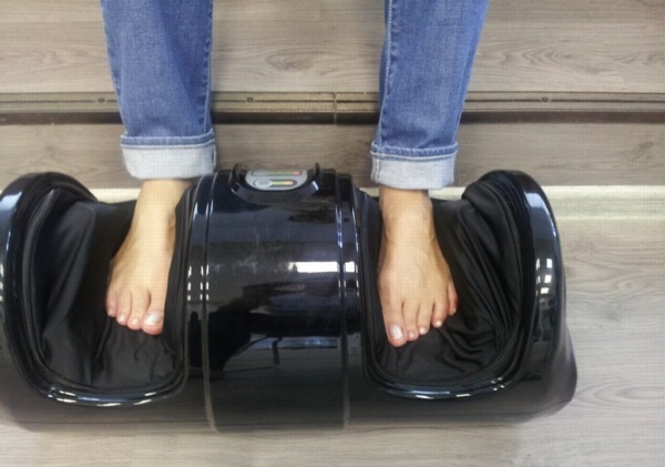 Массажер блаженство для ног Gezatone